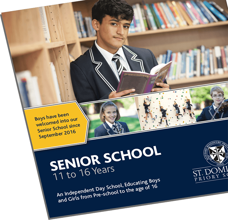 St Dominics Priory School Senior Prospectus